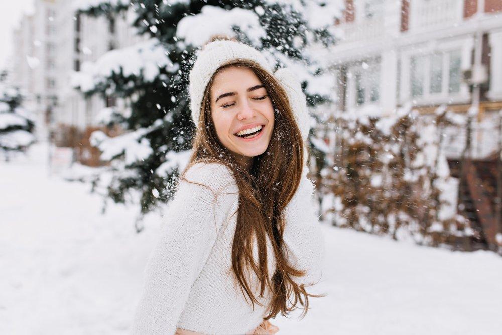 Kış mevsiminde saçlar için 9 Öneri